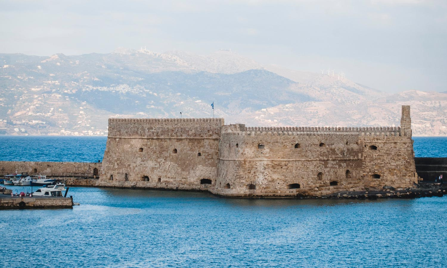 Chania Airport To Heraklion 153€