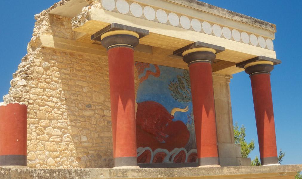 Private excursion Crete Knossos